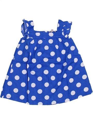 Vestido niña GENERATION Z azul 6 meses verano #1390569_1