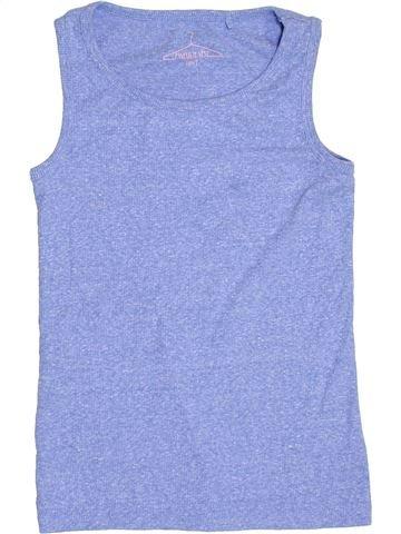 T-shirt sans manches fille NEXT bleu 8 ans été #1391873_1