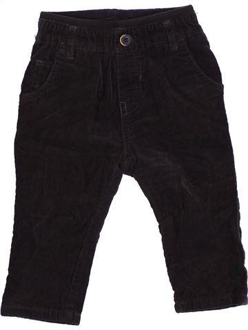 Pantalón niño MOTHERCARE negro 9 meses invierno #1391943_1
