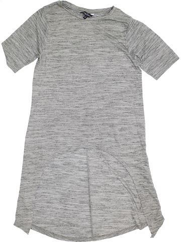 Camiseta de manga corta niña CANDY COUTURE gris 11 años verano #1392024_1