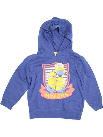 Sudadera niño LES MINIONS azul 9 años invierno #1392146_1