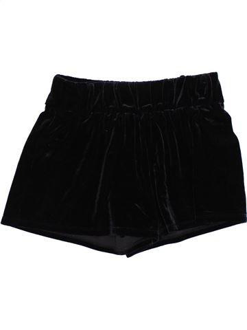 Short-Bermudas niña MARKS & SPENCER negro 11 años invierno #1392177_1