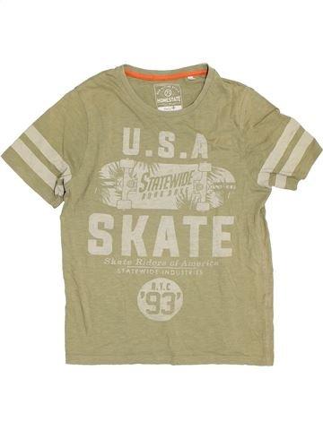 Camiseta de manga corta niño C&A beige 12 años verano #1392305_1
