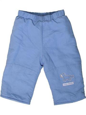 Pantalon garçon MORRIS MOUSE bleu 6 mois hiver #1392711_1