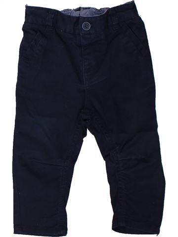 Pantalon garçon MOTHERCARE noir 9 mois hiver #1392731_1