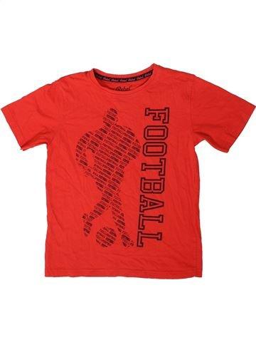 Camiseta de manga corta niño PRIMARK rojo 9 años verano #1392784_1