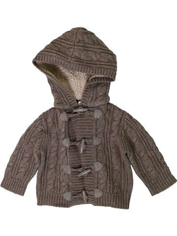 Chaleco niño MONSOON gris 6 meses invierno #1393021_1