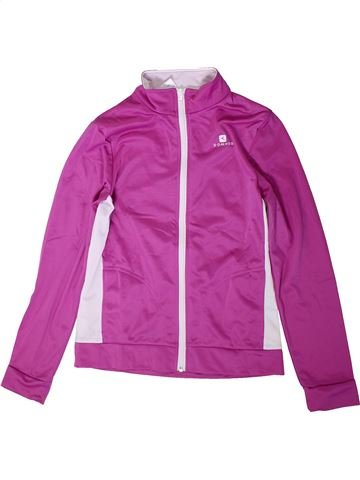 Sportswear fille DOMYOS violet 11 ans hiver #1393663_1