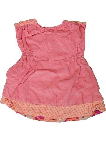 Túnica niña VERTBAUDET rosa 3 años invierno #1393690_1