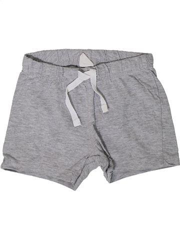 Short-Bermudas niño H&M gris 12 meses verano #1393724_1
