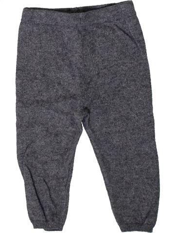 Legging unisex BOUT'CHOU gris 6 meses invierno #1393918_1