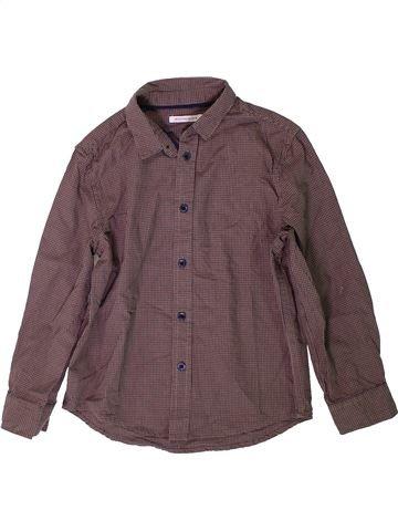 Chemise manches longues garçon MONOPRIX gris 6 ans hiver #1393920_1