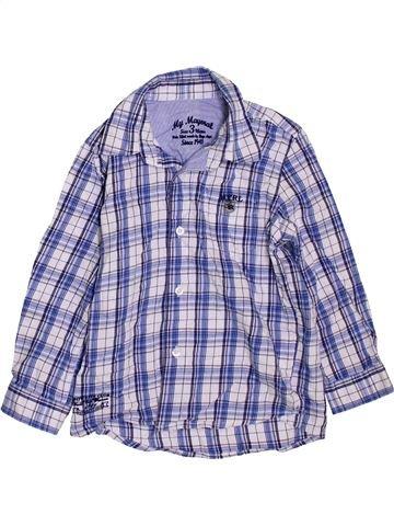 Camisa de manga larga niño MAYORAL gris 3 años invierno #1394828_1