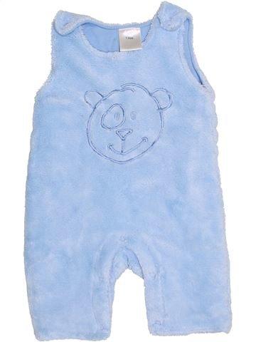 Mono niño SANS MARQUE azul 1 mes invierno #1395915_1