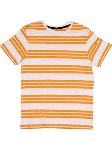 T-shirt manches courtes garçon PRIMARK blanc 11 ans été #1396168_1