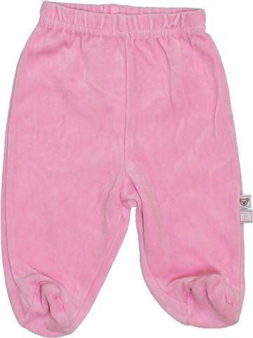Pijama de 1 pieza niña GRAINE DE RÊVE rosa 3 meses invierno #1396278_1