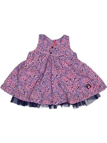 Robe fille CHIPIE violet 12 mois été #1397242_1