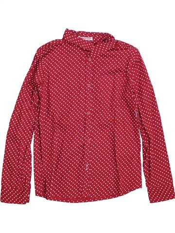 Camisa de manga larga niño TAPE À L'OEIL rojo 10 años invierno #1397430_1