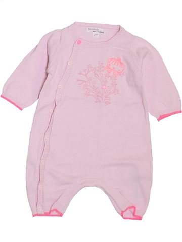 Combinación larga niña DPAM rosa 1 mes invierno #1397682_1