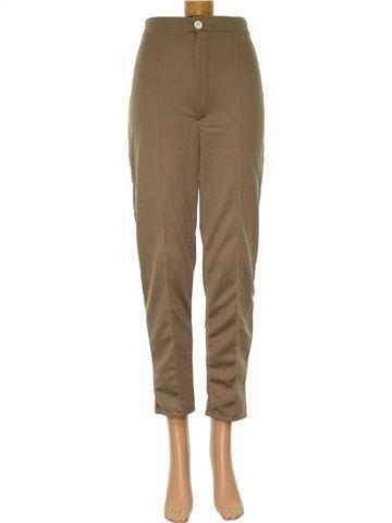 Pantalon femme BOOHOO 40 (M - T2) hiver #1397785_1