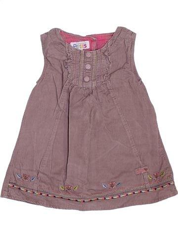 Vestido niña LA COMPAGNIE DES PETITS marrón 6 meses invierno #1397802_1
