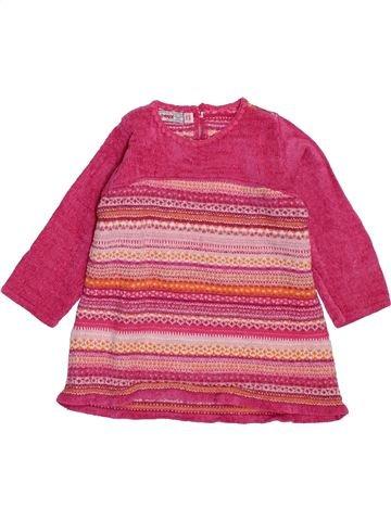 Túnica niña CLAYEUX rosa 12 meses invierno #1397894_1