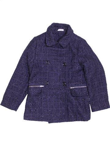 Abrigo niña GEORGE azul 7 años invierno #1398664_1