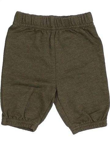 Pantalon garçon GEORGE vert 1 mois hiver #1398720_1