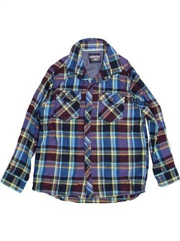 Chemise manches longues garçon NEXT bleu 6 ans hiver #1398748_1