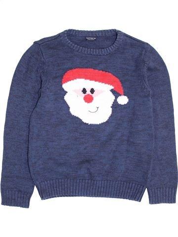 jersey niño NEXT azul 9 años invierno #1398885_1
