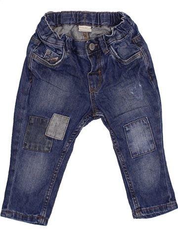 Jean garçon H&M bleu 6 mois hiver #1399033_1
