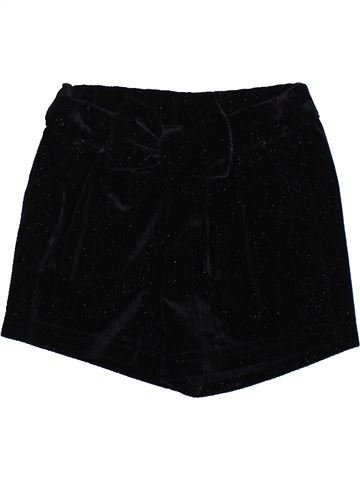 Short - Bermuda fille DISNEY noir 18 mois hiver #1399045_1