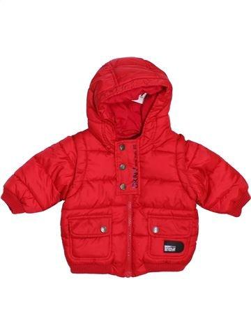 Plumífero niño DKNY rojo 6 meses invierno #1399148_1