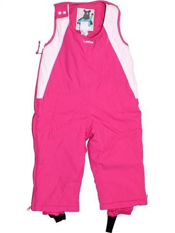 Esquí niña WED'ZE rosa 12 meses invierno #1399235_1