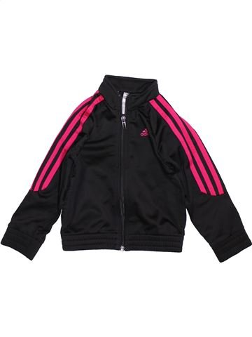 Sportswear fille ADIDAS noir 4 ans hiver #1399300_1