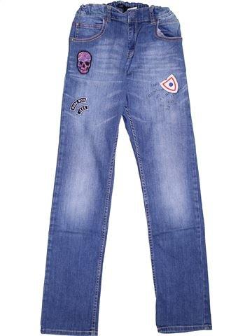 Tejano-Vaquero niño IKKS azul 12 años invierno #1399395_1