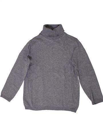 Pull garçon ZARA gris 6 ans hiver #1399478_1