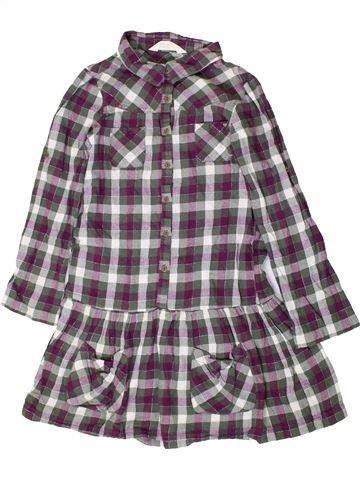 Vestido niña H&M gris 8 años invierno #1399656_1