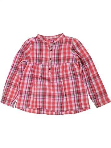 Blusa de manga larga niña KIABI rosa 8 años invierno #1399659_1