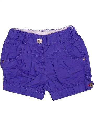 Short - Bermuda fille KIABI violet 18 mois été #1400141_1