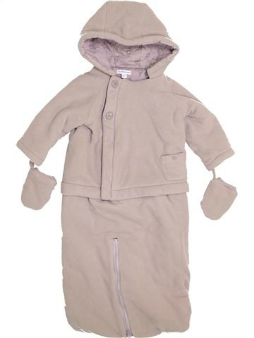 Mono-polar niño VERTBAUDET gris 12 meses invierno #1400146_1
