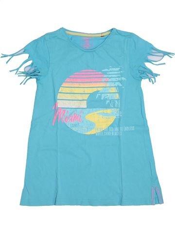 T-shirt manches courtes fille ESPRIT bleu 7 ans été #1400283_1