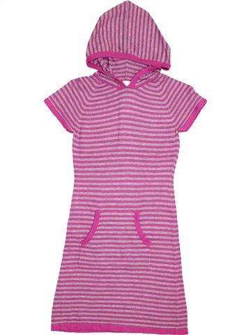 Vestido niña C&A violeta 11 años invierno #1400291_1