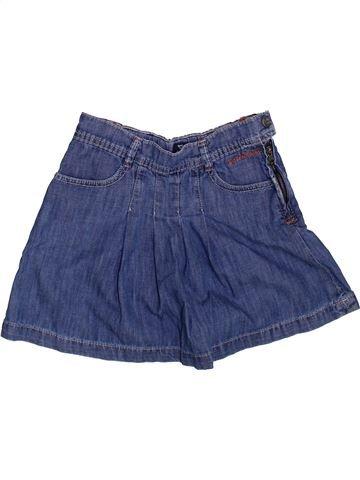 Falda niña TERRE DE MARINS azul 6 años verano #1400336_1