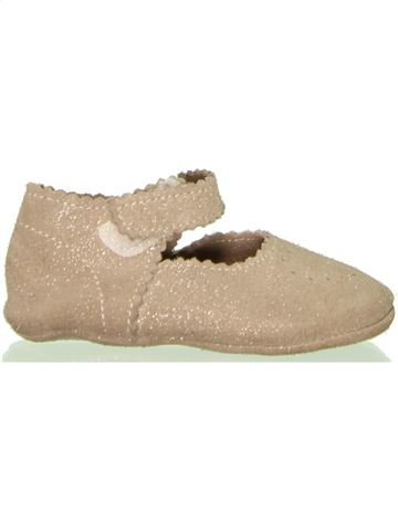 Zapatos bebe niña VERTBAUDET beige 17 verano #1400471_1