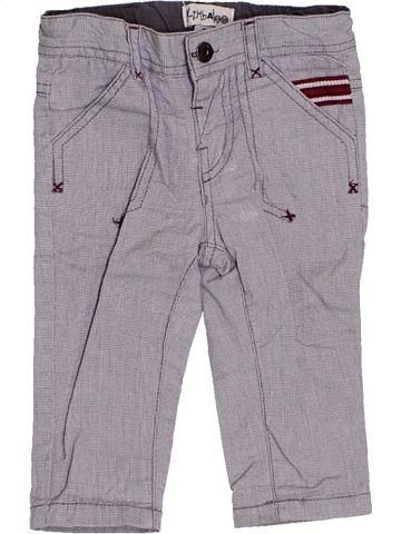 Pantalon garçon KIMBALOO gris 6 mois hiver #1400744_1