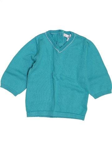 Pull garçon KIABI bleu 12 mois hiver #1400845_1