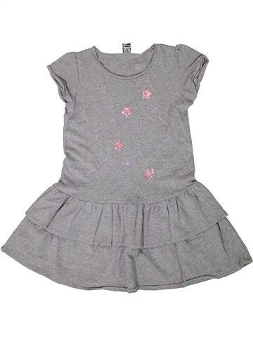Vestido niña TAPE À L'OEIL gris 8 años verano #1400913_1