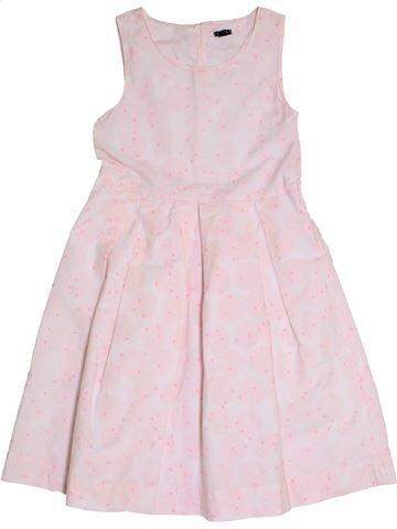 Vestido niña KIABI rosa 10 años verano #1400919_1