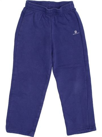 Sportswear garçon DOMYOS violet 5 ans hiver #1400941_1